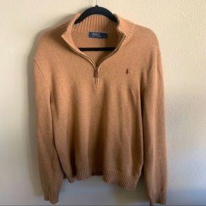 Polo by Ralph Lauren quarter-zip pullover